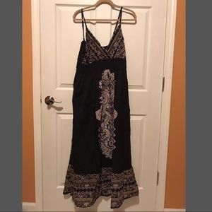 Dresses - Patterned Sundress